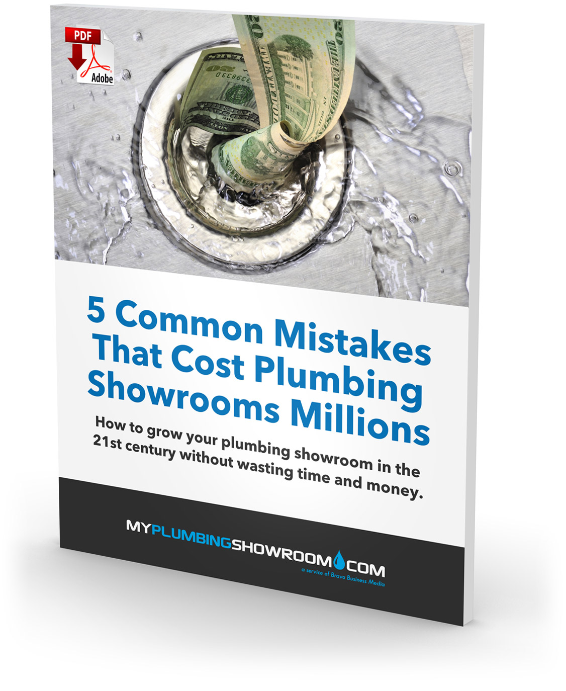 PDF Download: Is Your Plumbing Showroom Making These 7 Mistakes that Cost Millions?